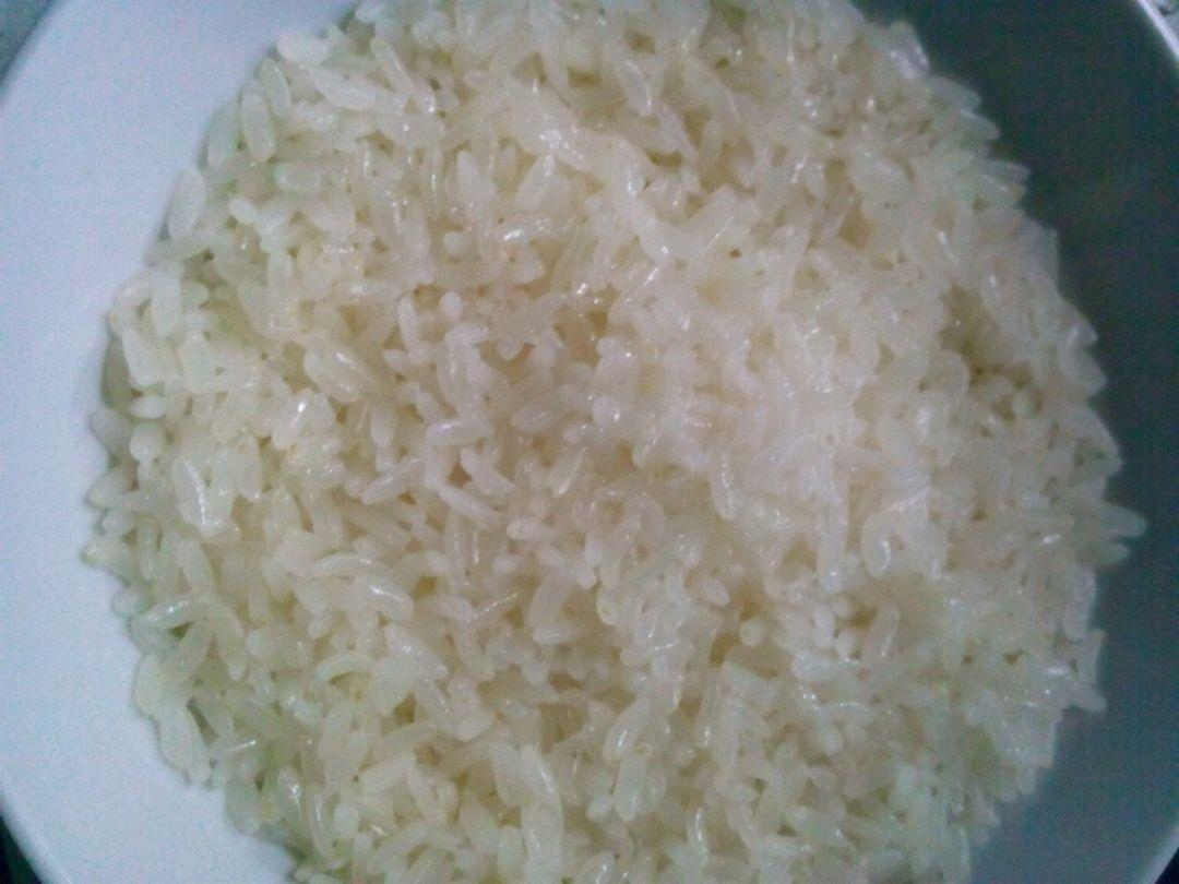 香芒糯米饭的做法图解1
