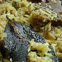 印度羊肉手抓饭 -- Lamb Biriyani