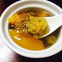 西藏野生金耳炖木瓜