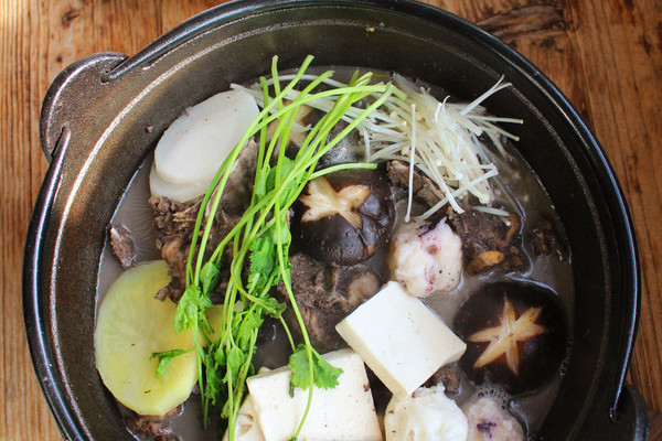 羊蝎子火锅(懒人火锅)的做法