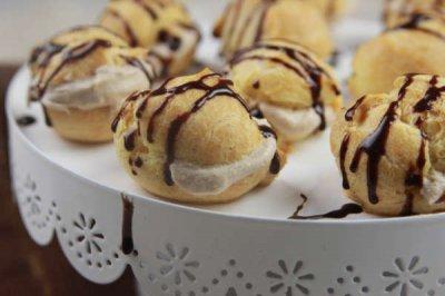 【番茄配方】咖啡乳酪泡芙——泡芙中的奢侈版