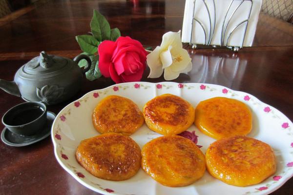 燕麦南瓜饼的做法