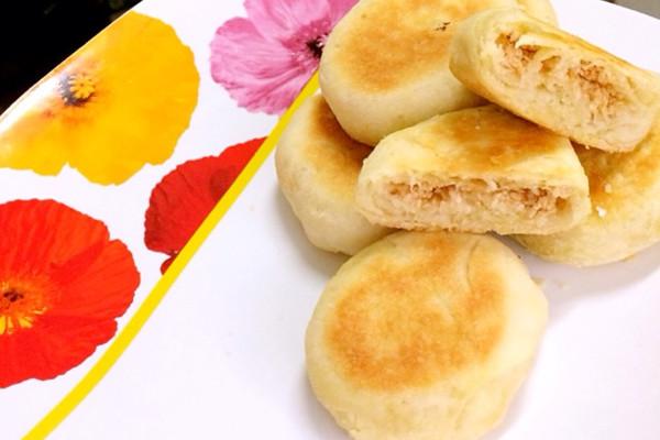 芝麻香酥饼的做法_【图解】芝麻香酥饼怎么做如何做