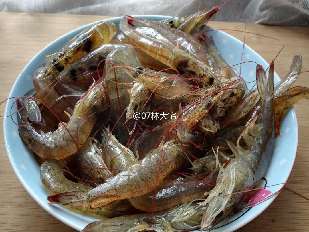 鲜虾玉米饺子的做法图解1