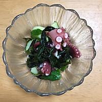 黄瓜拌章鱼(タコぶつ)