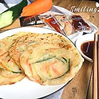 三丝蔬菜饼#丘比沙拉汁#