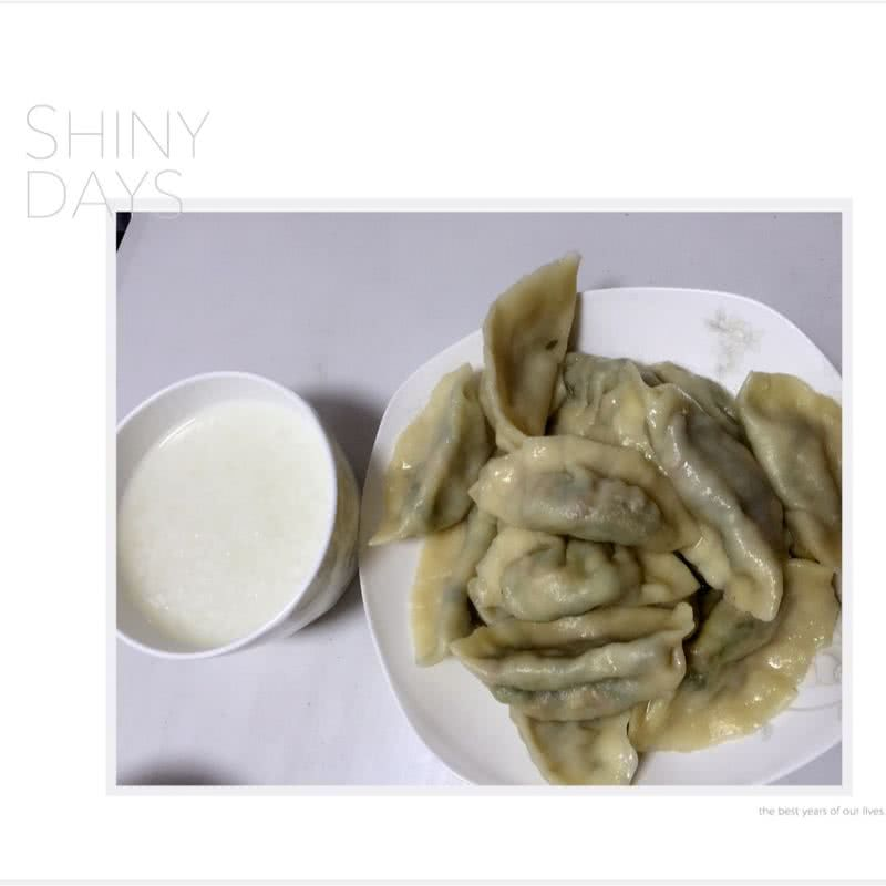 炒菜煲汤临锅时加入提鲜不口干 手工水饺的做法步骤 小贴士 其实用料