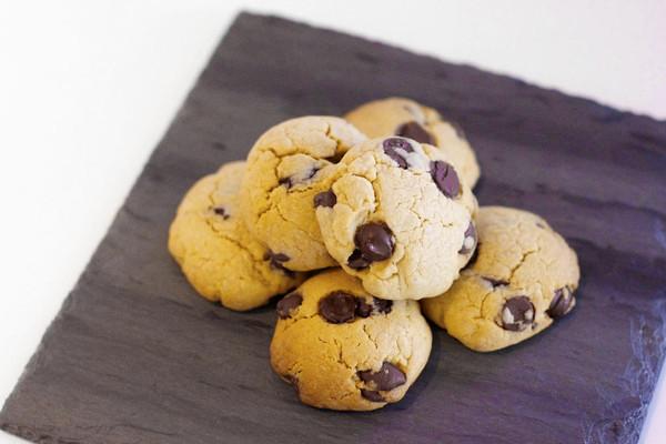 趣多多巧克力曲奇饼干的做法