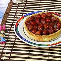 香甜樱桃塔#跨界烤箱 探索味来#