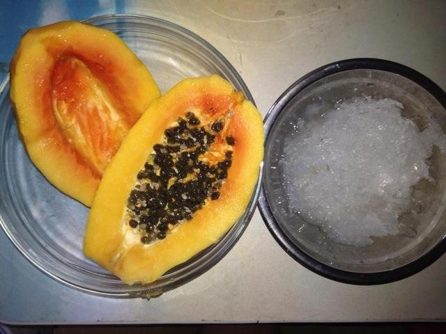木瓜炖燕窝的做法_【图解】木瓜炖燕窝怎么做好吃