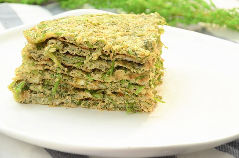 茴香黄豆的做法_茴香鸡蛋饼的做法