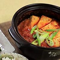 正宗韩式辣白菜豆腐汤