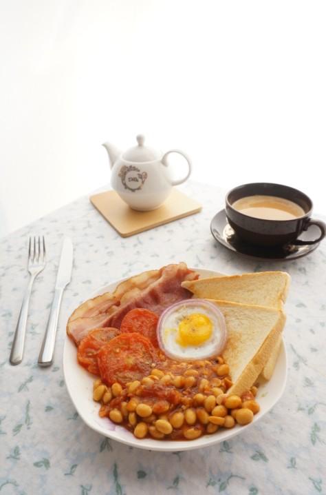 英式早餐 full english