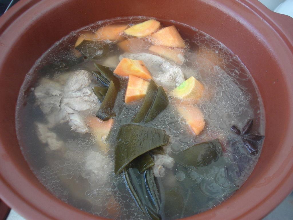 冬瓜脊骨汤的做法图解6