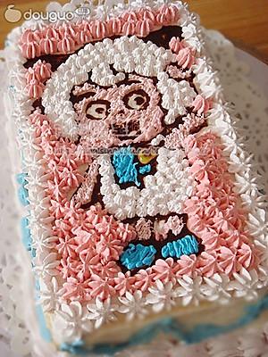 喜羊羊生日蛋糕的全部作品