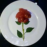 番茄玫瑰花