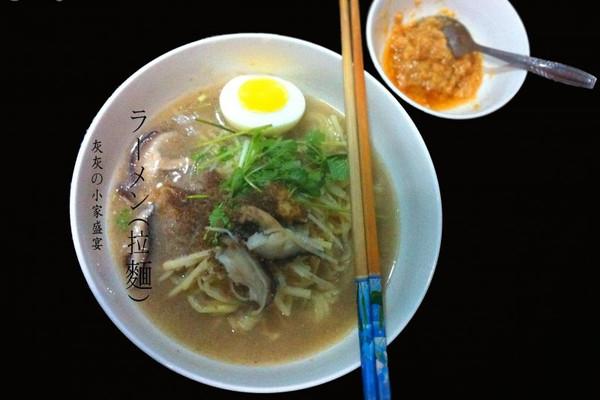 豚骨拉麵—Tonkotsu Ramen的做法