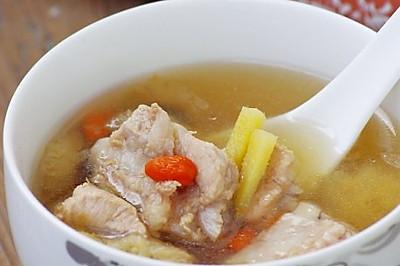杞菊排骨汤