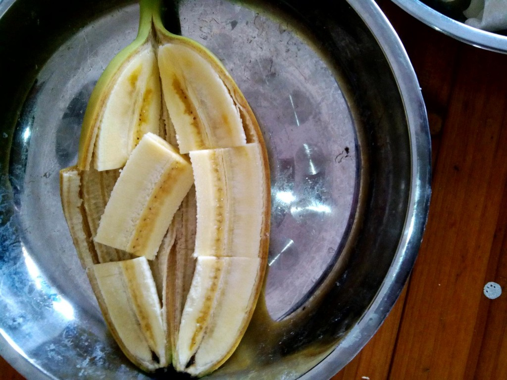 香蕉派的做法步骤
