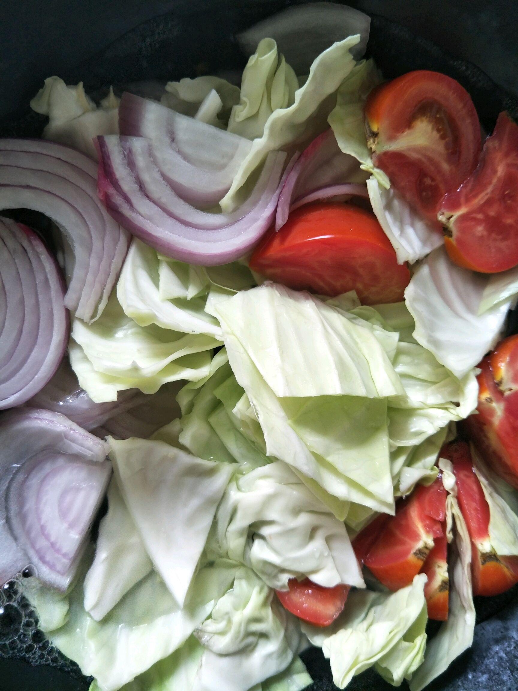 蔬菜瘦身汤的做法步骤