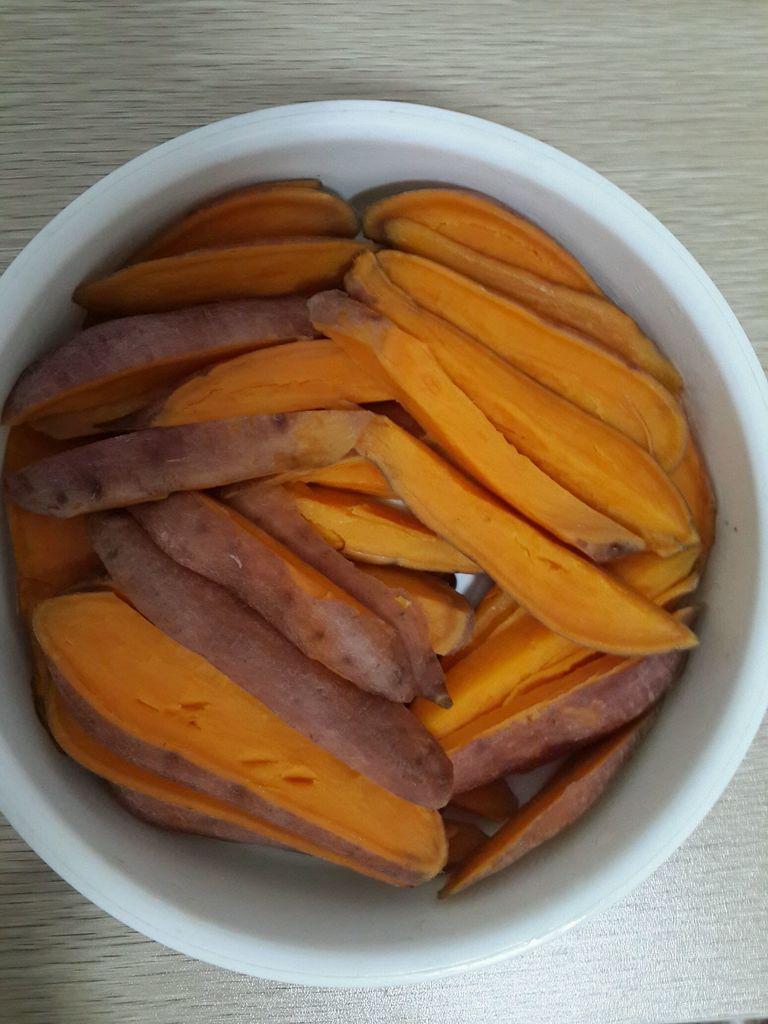 蒸红薯做法大全图解