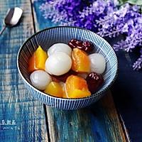 桂圆木瓜甜品#盛年锦食.忆年味#