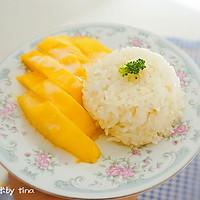 正宗泰式芒果糯米饭#蒸派or烤派#