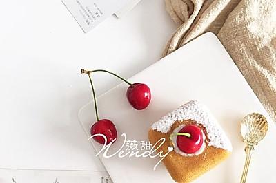 海绵小立方--不回缩的蛋糕
