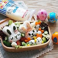 小兔便当-丘比沙拉酱