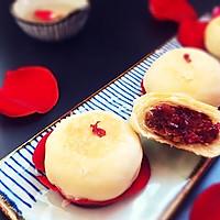 《玫瑰花饼》