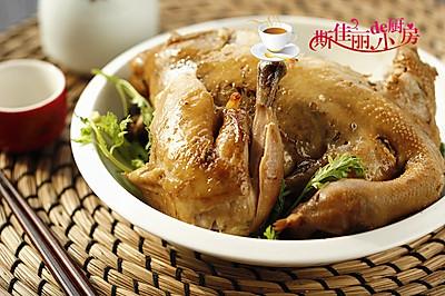 烤鸡(电饭煲版)