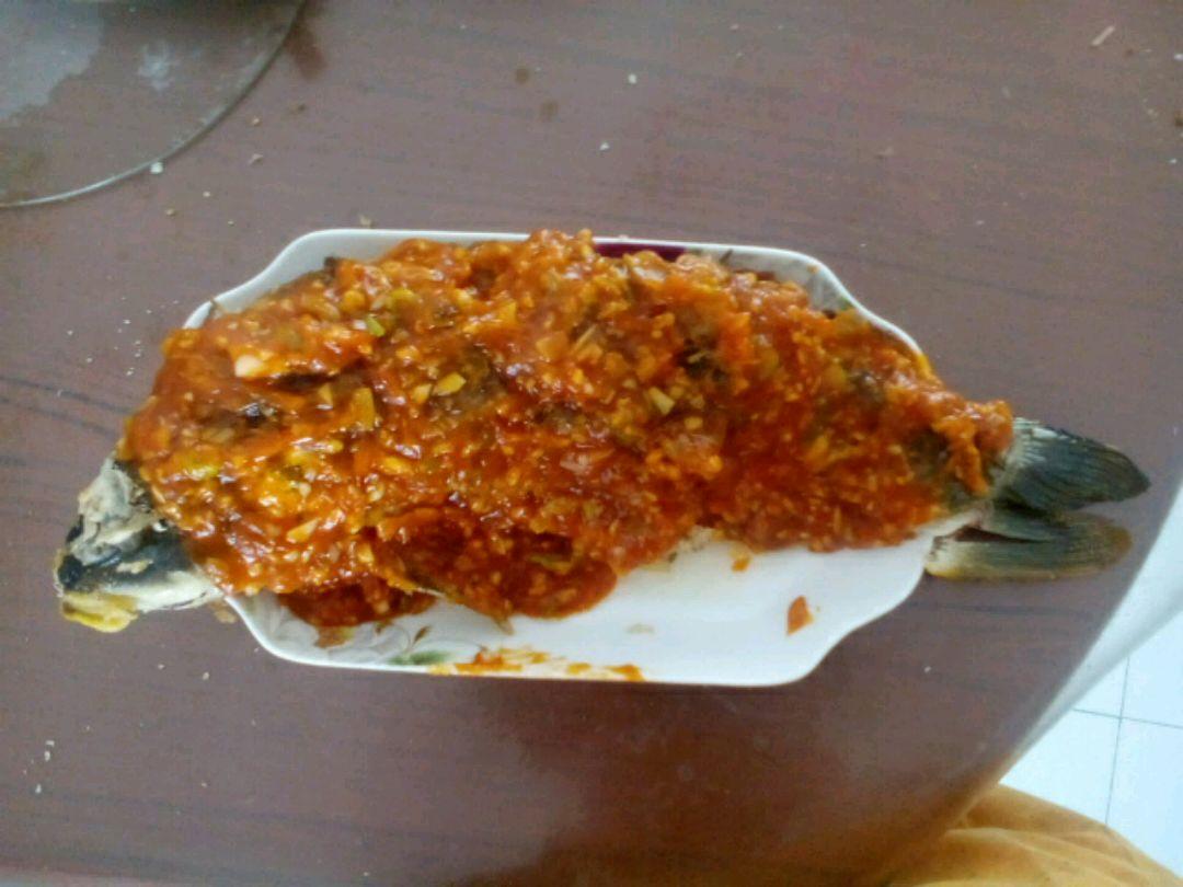 糖醋鲤鱼的做法