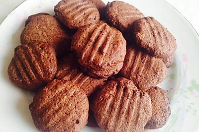 巧克力曲奇饼干