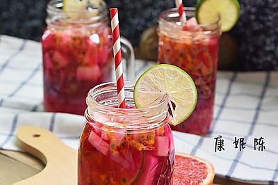 百味水果茶#七彩七夕#