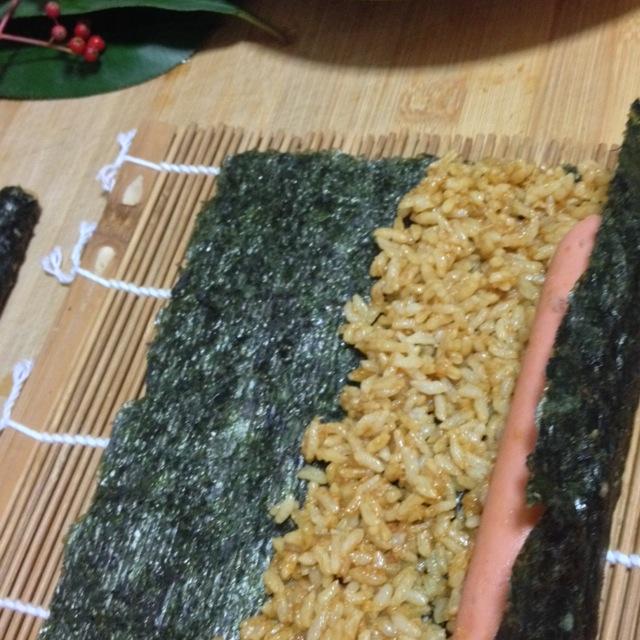 可爱寿司的做法图解1