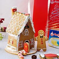 圣诞姜饼屋#安佳烘焙学院#