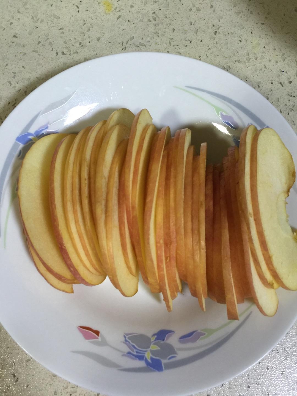 苹果玫瑰小点心的做法图解1