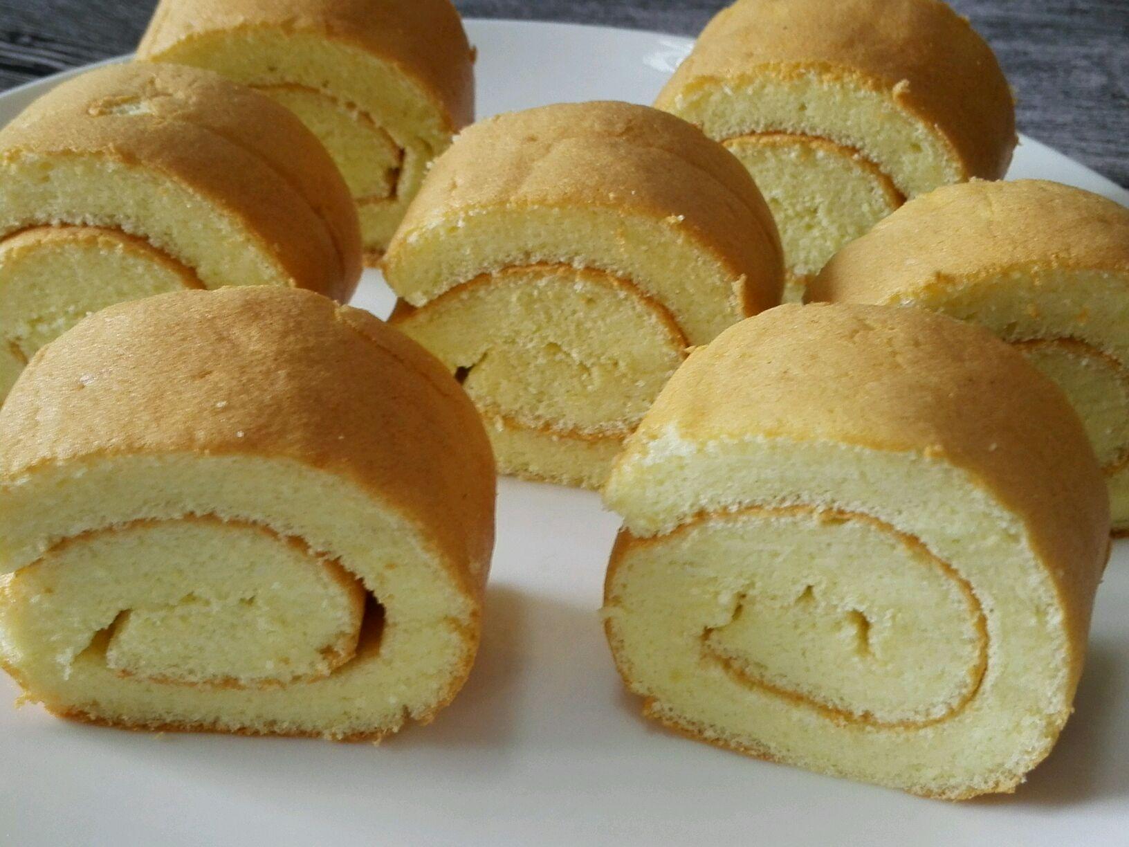 蛋糕卷的做法_【图解】蛋糕卷怎么做如何做好吃_蛋糕