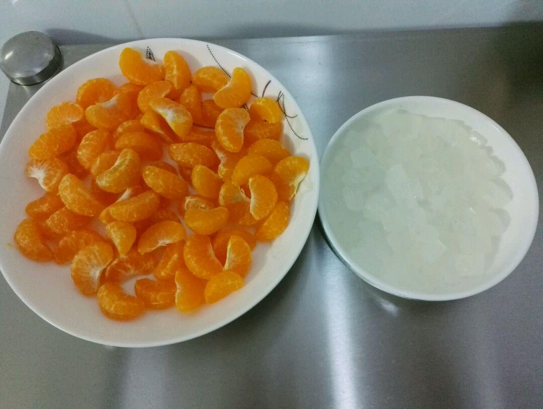 冰糖橘子的做法步骤