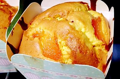 蜜桃马芬蛋糕~纸杯版「无失误版」