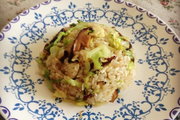 温州糯米饭-炒版的做法