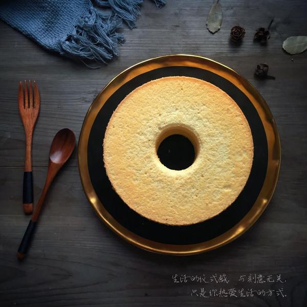 7寸戚风蛋糕