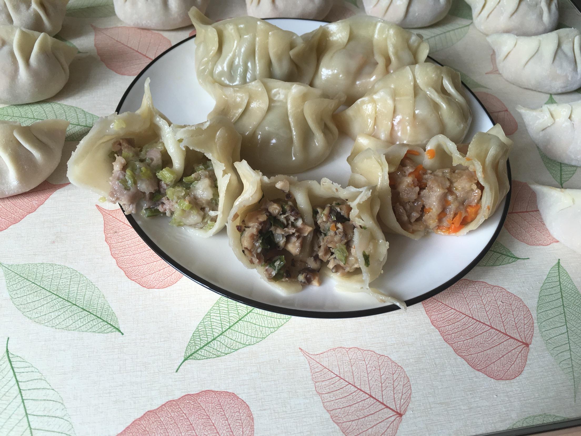 三馅饺子的做法_【图解】三馅饺子怎么做如何做好吃