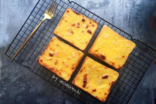 """烘动à岩烧乳酪#享""""美""""味#的做法"""
