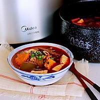 麦(mei)子泡(煮)#胆·敢不同,美的原生态AH煲#