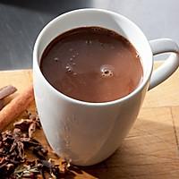 五香热巧克力
