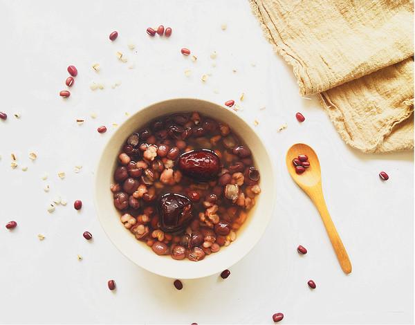 红豆薏米汤