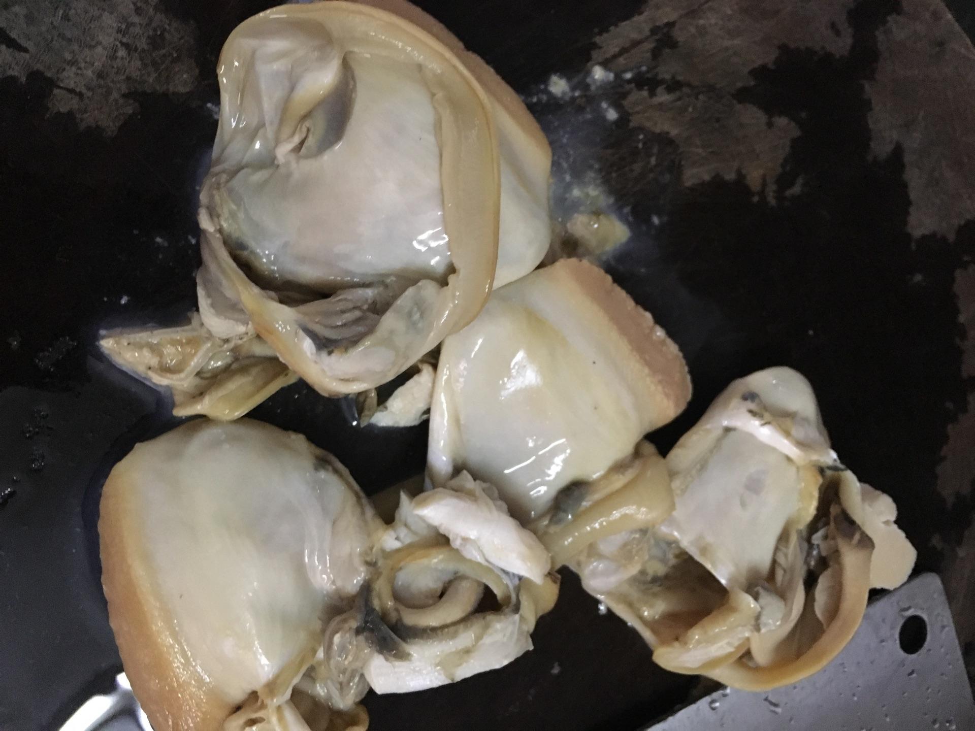 河蚌香菇粥的做法圖片