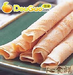 黄豆粉薄饼的做法