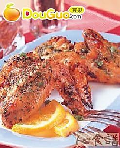 希腊烤鸡翅的做法